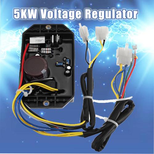 5000w avr voltaje regulador rectificador ki-davr-50s f kipor
