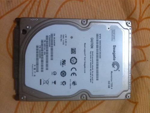 500gb laptop disco duro