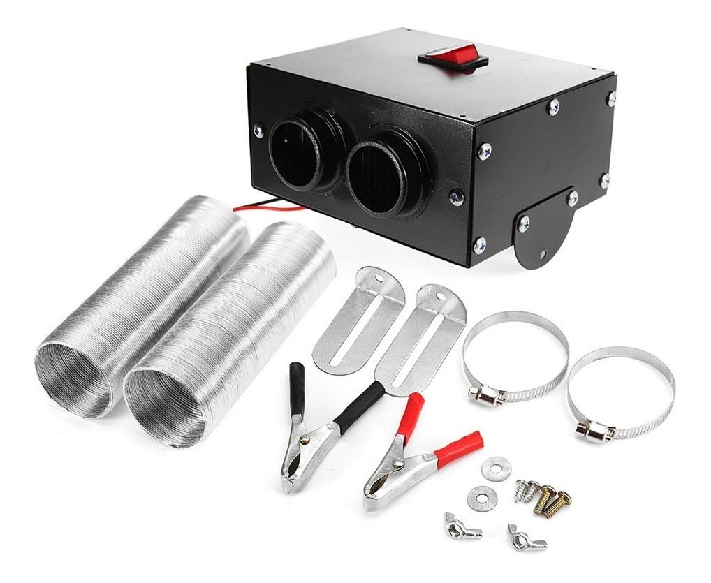 Ventilador de calefacci/ón auto del coche port/átil 12V invierno 150W del descongelador de la fan del calentador del veh/ículo del coche