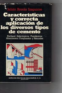 (502) caracteristicas y correcta aplicación cemento. j.i.