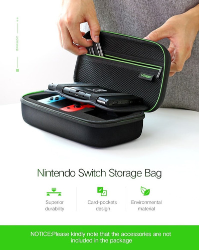 50275 ugreen - case bag nintendo switch small