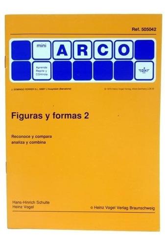 505042 cuaderno figuras y formas 2 grado sistema arco eduke