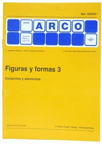 505043 cuaderno figuras y formas tomo 3 sistema arco eduke