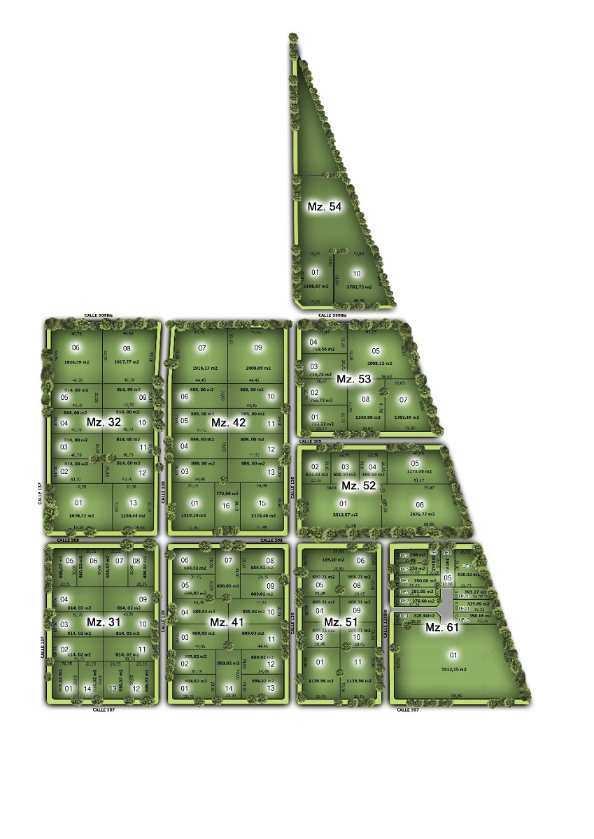 507y137 (altos de don carlos 1) mza.51- lote 8 (venta)