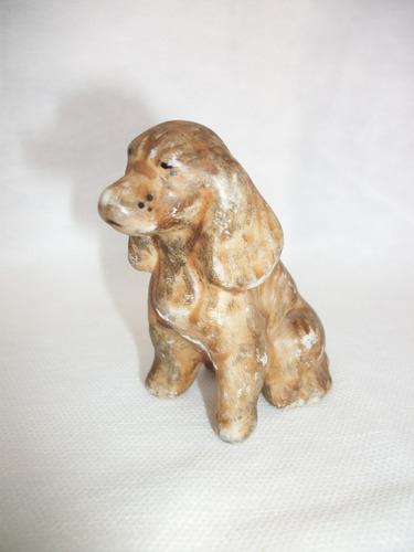 5095 antigo cão setter déc 80 porcelana