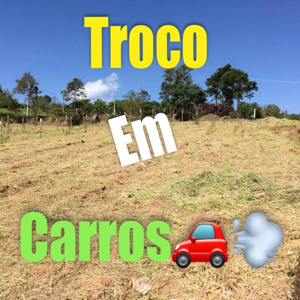 50c- terreno troco em carros