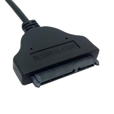 50cm usb 3.0 a sata cable 22 pin para controlador de disco d