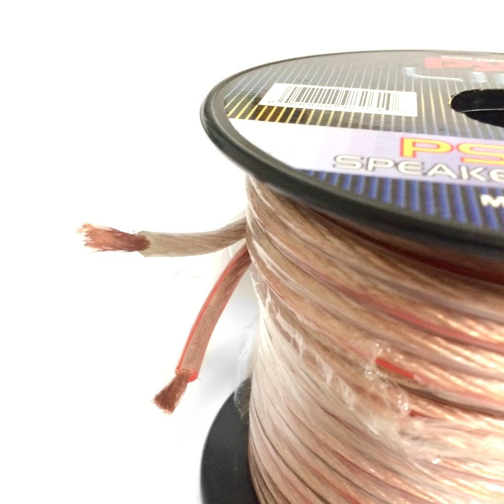 Luxury 12 Gauge Copper Speaker Wire Image Collection - Simple Wiring ...