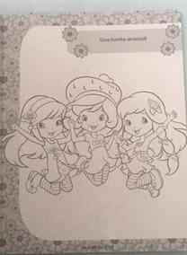 50libros 50crayolas Para Colorear Rosita Fresita Infantil