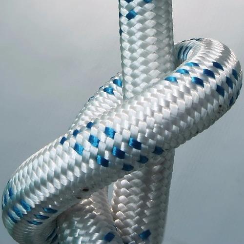 50.m cuerda soga cabo 13.mm seguridad silleta rescate rapel