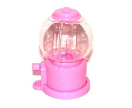 50x baleiro giratório mini lembrancinha festa infantil rosa