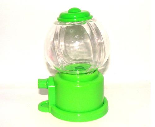 50x baleiro giratório mini lembrancinha festa infantil verde