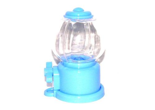 50x baleiro giratório mini lembrancinhas festa infantil azul
