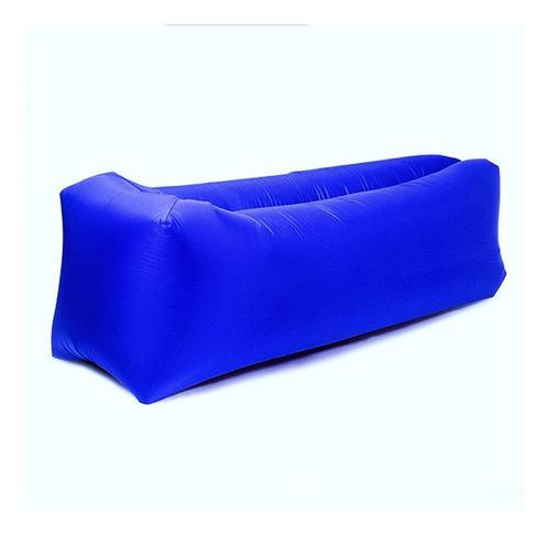 50x saco de dormir inflável puff sofá praia e jardim