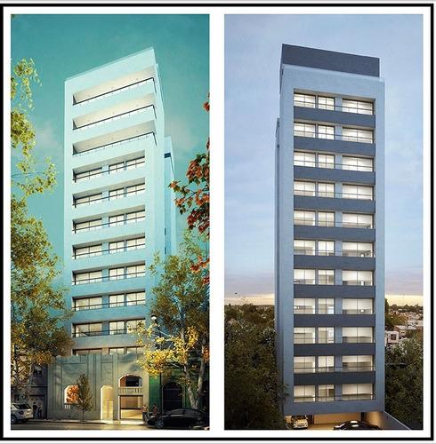 51 e/18 y 19 departamentos 2 dorm. construcción/pozo