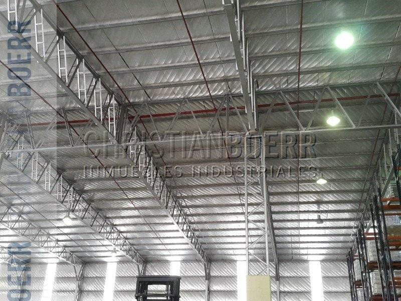5100m logísticos -parque ind pilar-docks de carga,sprinklers