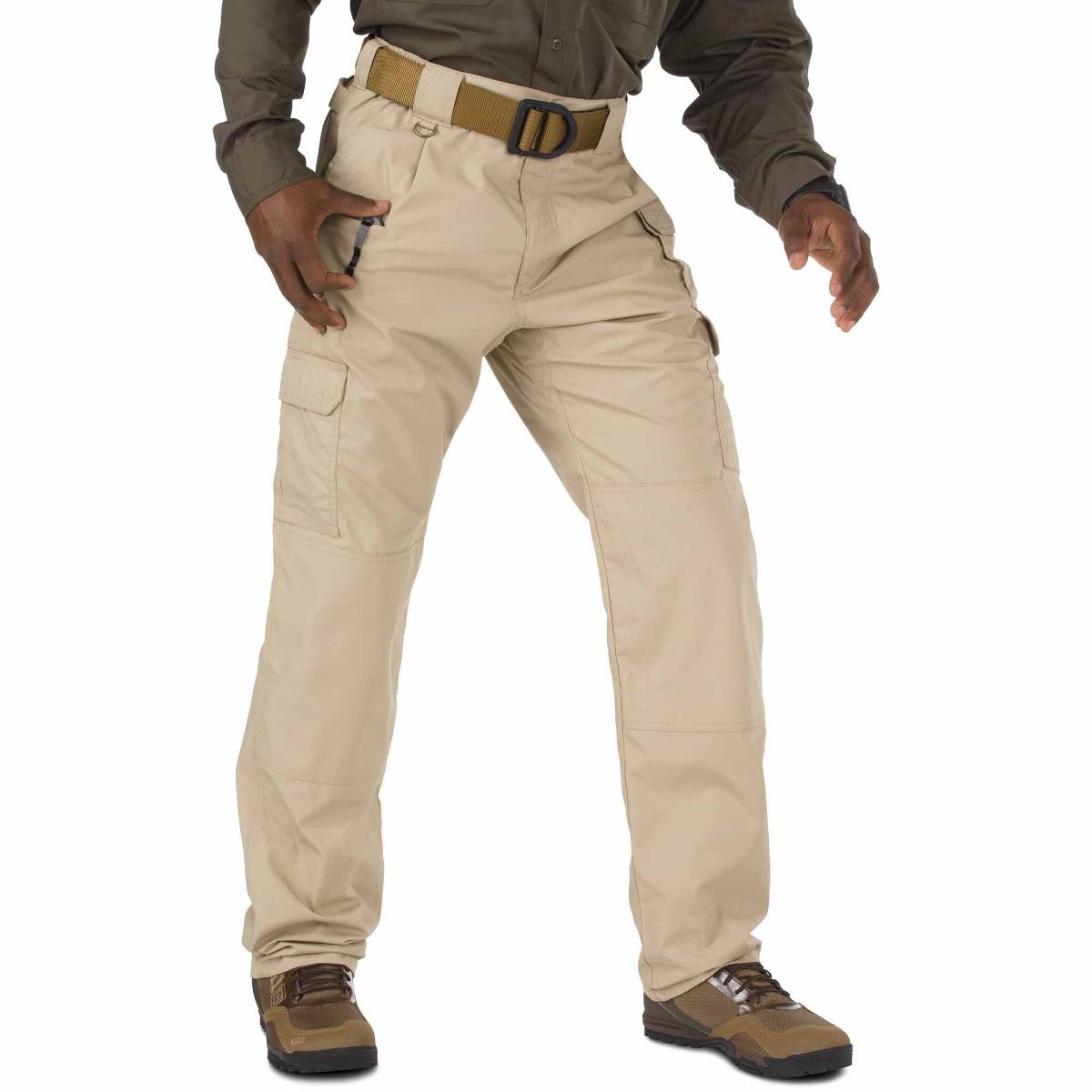 5 11 Pantalon Tactico Tdu Khaki Xl Regular Teflon Protect