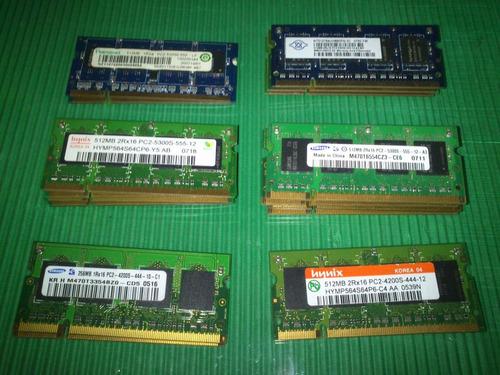 512 ddr2 memoria