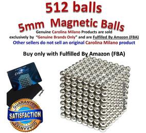 Unidades Bolas De Grandes Magnéticas Co 512 5mm Bloques cFK13TJl