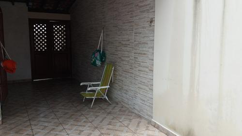 516 casa itanhaem, 3dorms,1suíte, 2vagas, 3 quadras da praia
