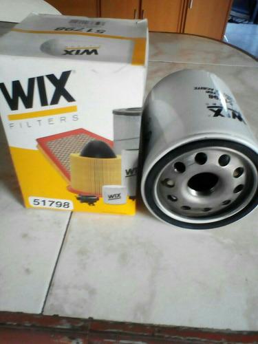 51798 wix filtro de aceite chevrolet fvr 23g, mitsubishi fh