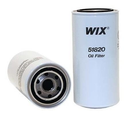 51820 filtro wix aceite l1820 b236 b262 p553771 w2801 ml2801