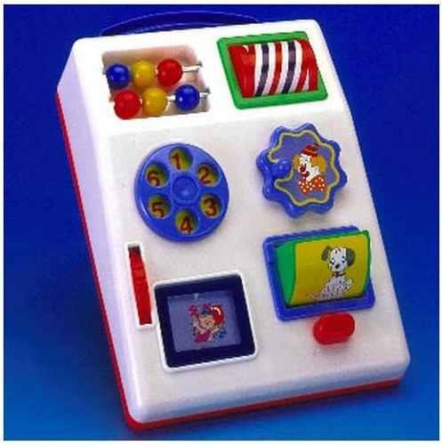 519 equipo de actividades para bebé con sonido periquín