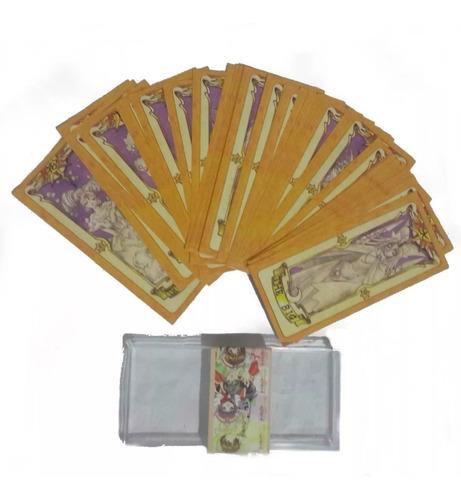 52 cartas clow mago clow sakura card captor