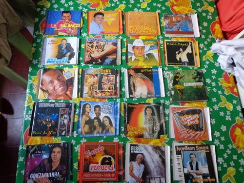 52 cds variados - lote - coleção - frete grátis - originas