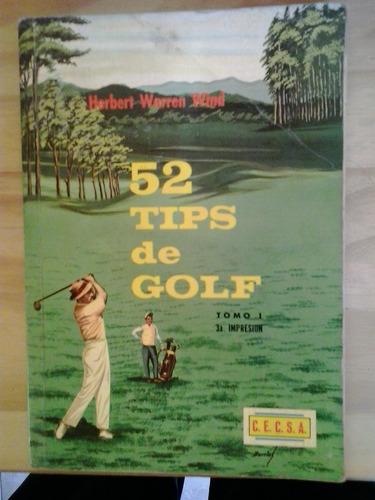 52 tips de golf herbert warren wind cecsa