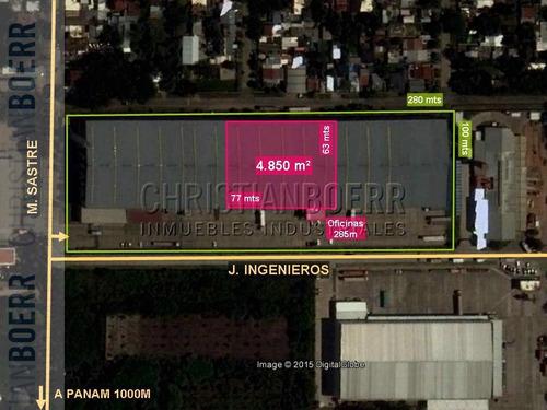 5.200m logísticos premium en panam y r197