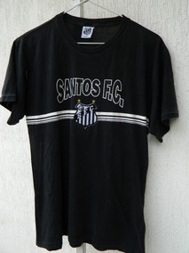 47e775aee 5243 Camiseta Oficial Santos Futebol Clube Usada