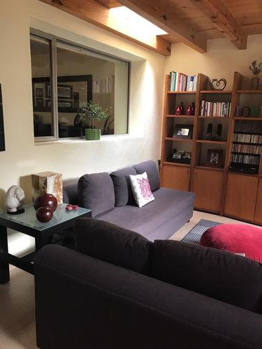 529- espectacular casa en condominio en cuajimalpa