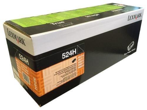 52d4h00 tóner lexmark ms810 & ms811 para 25.000 impresiones