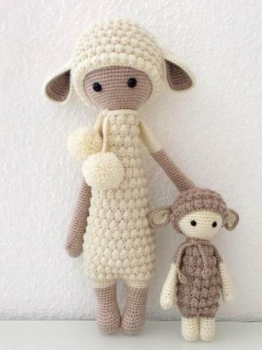 53 Patrones Lalylala Colección Español Crochet Amigurumis - $ 150,00 ...