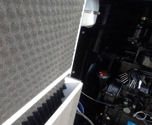 53) planta de luz y emergencia ashita 40 kw 50 kva nueva