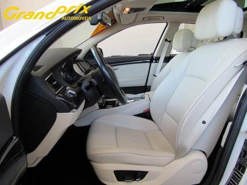 535i gt 2011 3.0 turbo branca completa +teto solar top de l