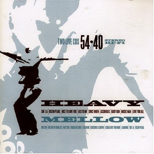 54-40 - heavy mellow.! cd doble original.!!!