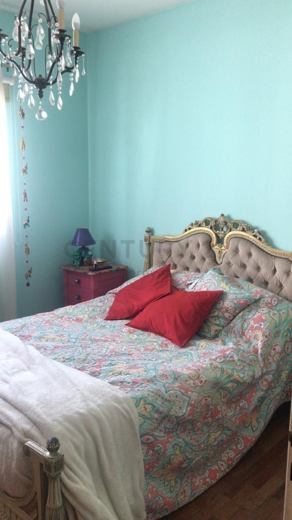 54 entre 25 y 26. piso con 3 dormitorios y cochera en venta, parque san martín.-