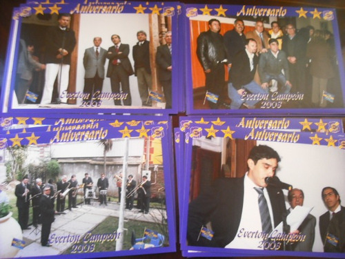 54 fotos  celebración campeón everton 2008 (r486