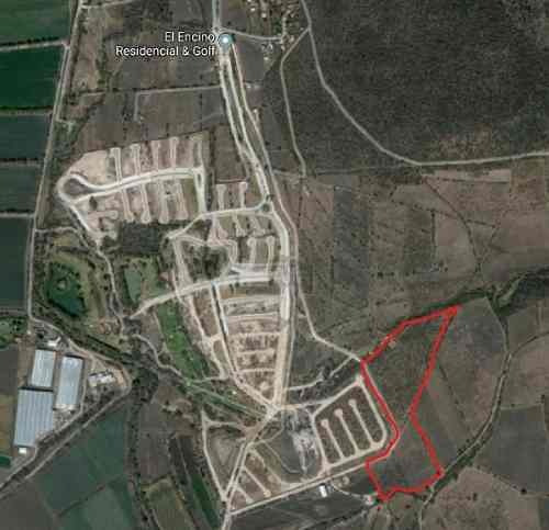 5.4 hectáreas pegadas a el encino residencial  golf, en el municipio de huimilpan querétaro