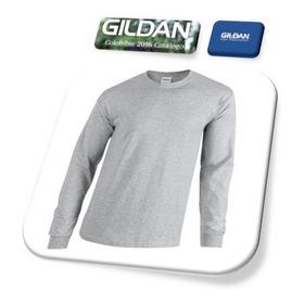 5400 Gildan® Heavy Cotton  Camiseta Manga Larga Adulto