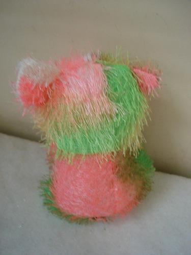 #5406# ursinho de para brisa sonoro, colorido!!!