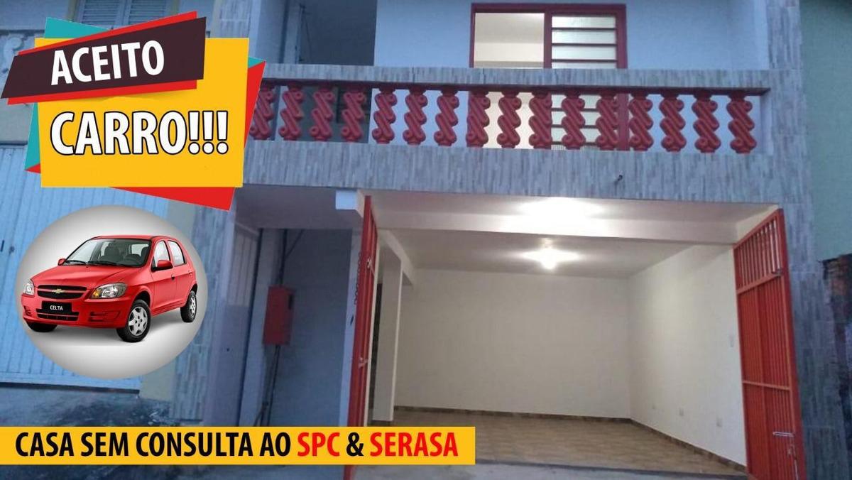 55-  casa excelente para viver perfeito para familia