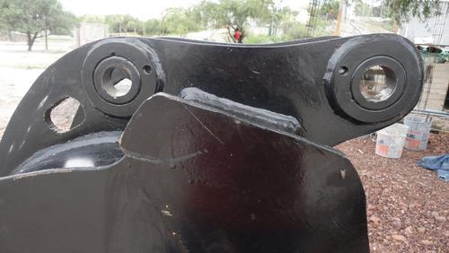 55) cucharon retroexcavadora caterpilllar 416 60 cm  s/picos