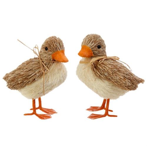 5.5-inch buri ducks set of 2