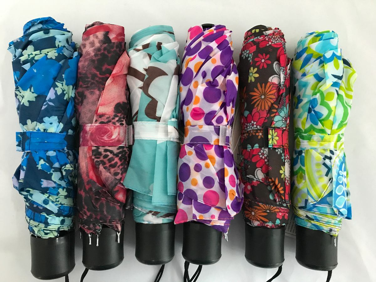 precio inmejorable fotos nuevas rendimiento superior 55 Sombrillas Paraguas De Bolsillo 87 Cm Diám Precio Mayoreo