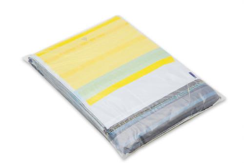 550 envelopes plásticos segurança mercado livre pp 18x20cm