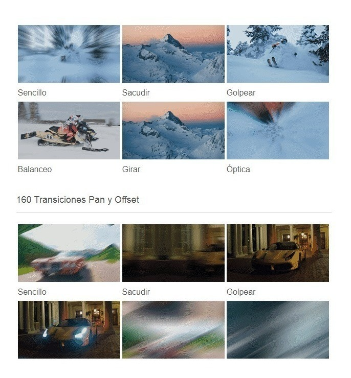550 Handy Seamless Transitions Para Adobe Premiere Digital