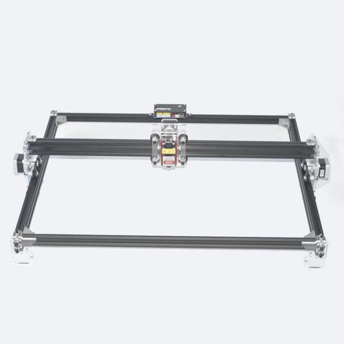 5500mw 65x50cm láser grabado de la máquina corte de la impre